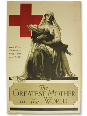 The Greatest Mother in The World poster by Alonzo Earl Foringer - 1918