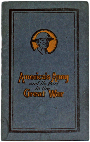 America's Army WWI booklet