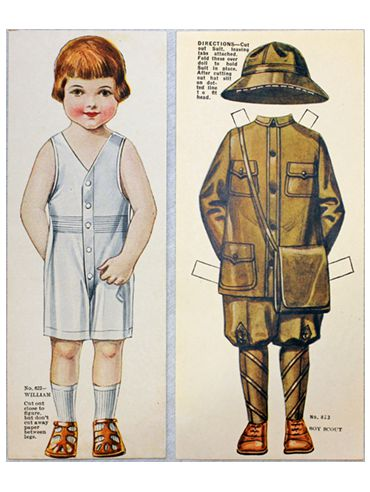 'The Patriotic Dressing Dolls.' Published exclusively for Farm and Home, The National Monthly Magazine of Rural Life.