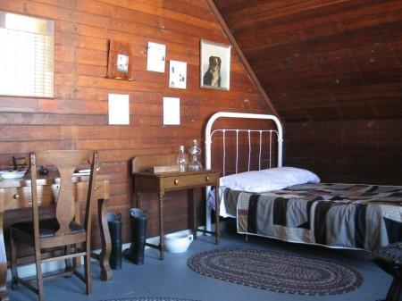 Keeper's Bedroom
