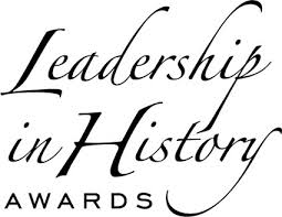 Leadership in History Awards logo