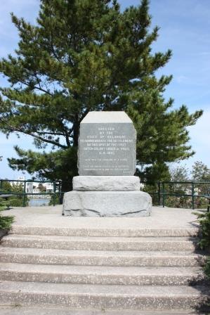De Vries Monument