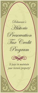 Delaware Historic Preservation Tax Credits