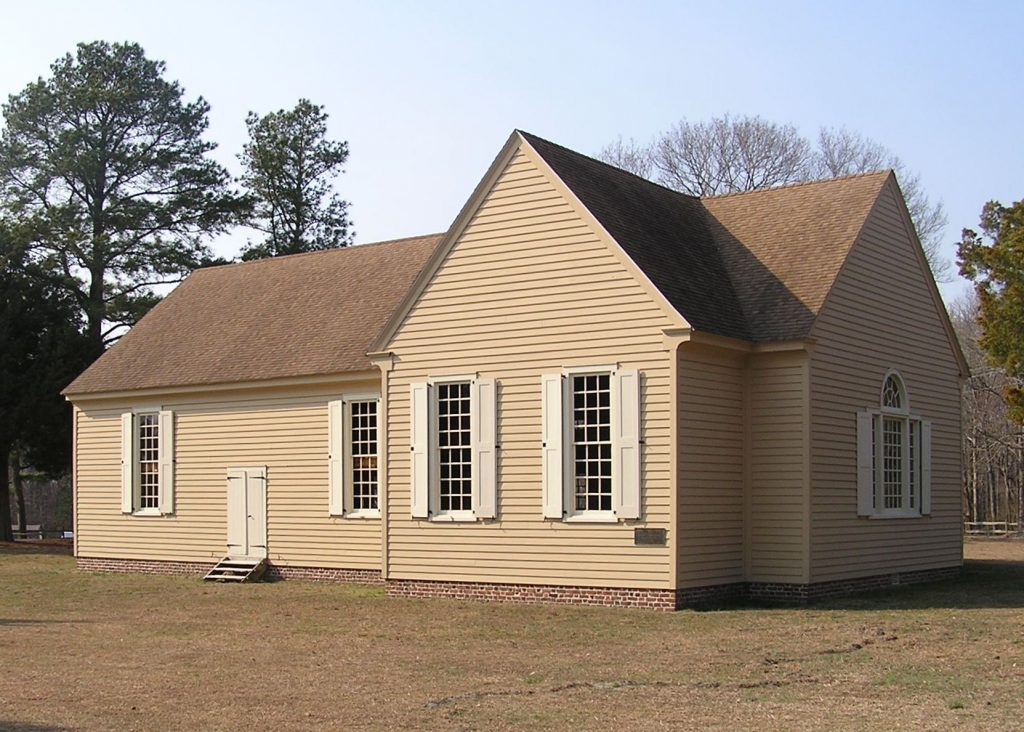 Photo of Prince Georges Chapel