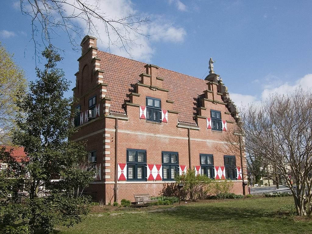 Photo of the Zwaanendael Museum