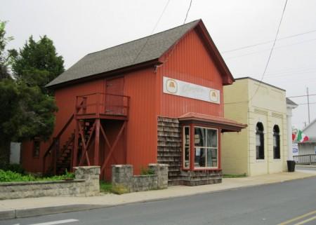 Burton-Blackstone-Carey Store in 2012.