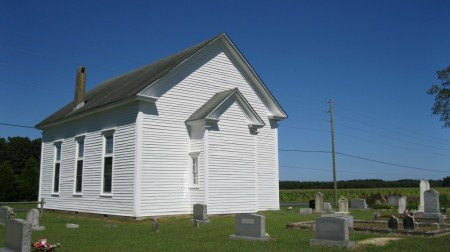 Hebron Methodist Protestant Church and Cemetery