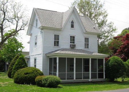 Evans-West House