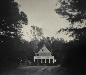 Peets' House on Herring Creek