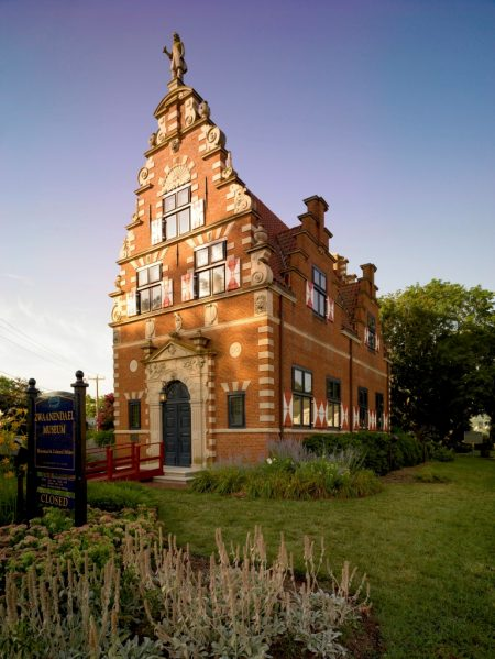 Zwaanendael Museum. Photo by Don Pearse Photographers.
