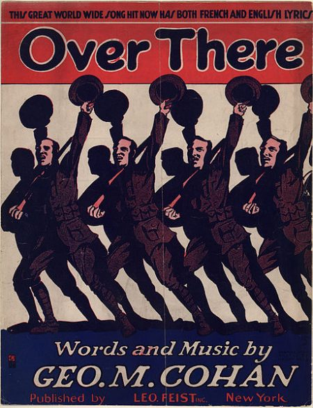 """""""'Over There"""" will be featured in the program """"The Victors of World War I: The Power of Music"""" that will be presented at the Johnson Victrola Museum on Nov. 11, 2016."""
