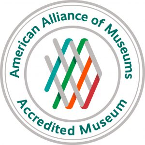 American Alliance of Museums accreditation logo