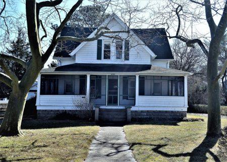 Dinker-Irvin Cottage