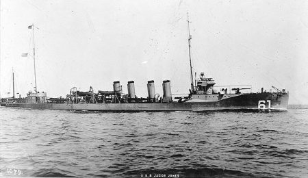 USS Jacob Jones