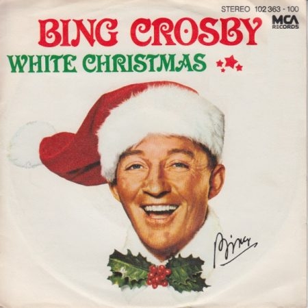"""""""White Christmas: A Tribute to Bing Crosby"""" will be presented at the Johnson Victrola Museum on Dec. 1, 2018."""