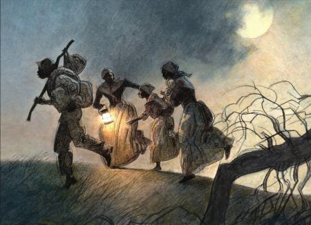 "Image from ""The Path to Freedom: A History of the Underground Railroad in Delaware"""