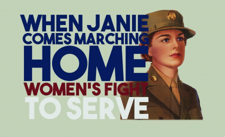 When Janey Comes Marching Home logo