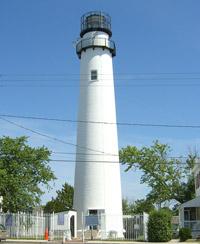 Image: The Fenwick Island Lighthouse