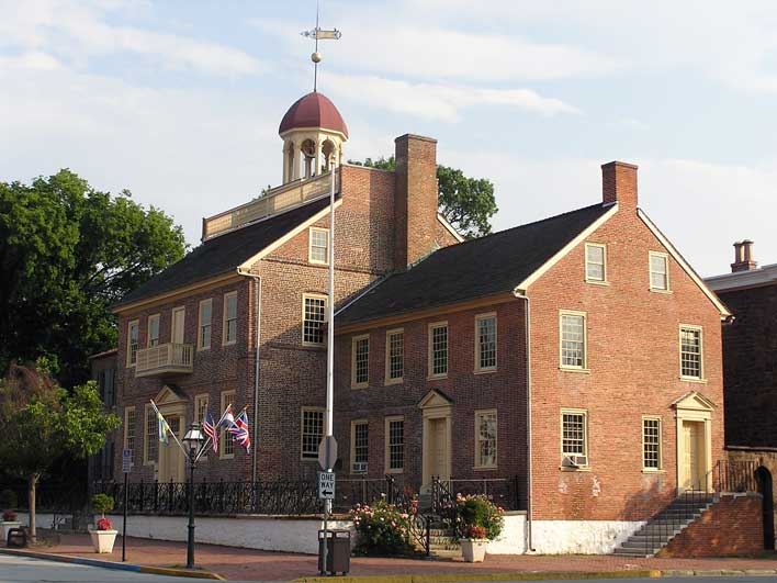 Image: New Castle County Courthouse Museum