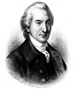Image: Etching of John Dickinson