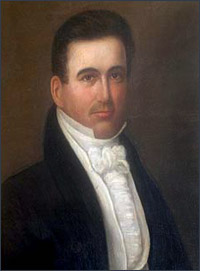 Portrait of James Booth, Jr.