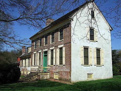 John Dickinson Plantation Exterior