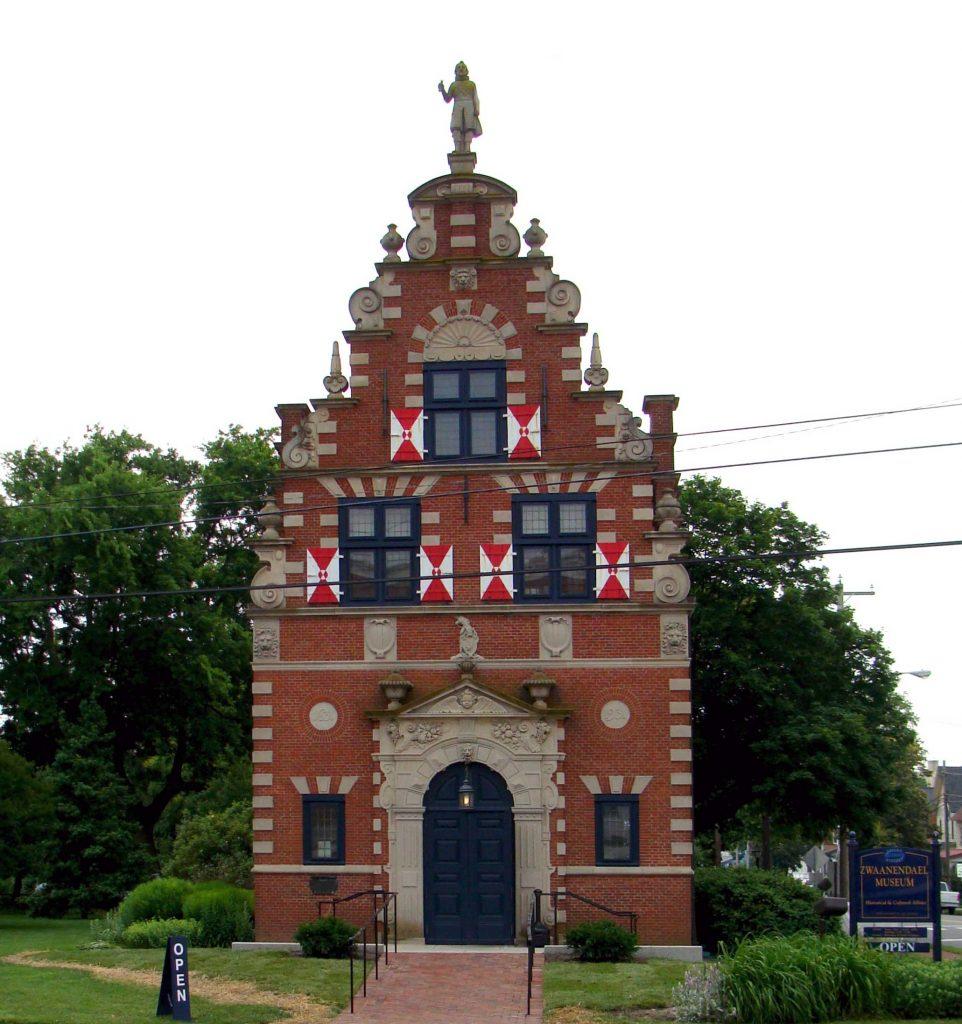 Image: Zwaanendael Museum