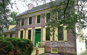 Image: John Dickinson Plantation