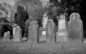 Cemeteries & Discovery of Human Remains