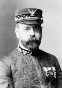 The music of John Philip Sousa will be among the patriotic recordings featured at the Johnson Victrola Museum on July 4 and 6, 2019.