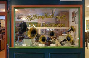 Image: Johnson Victrola Museum Storefront