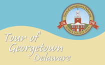 Image: Tour of Georgetown Delaware