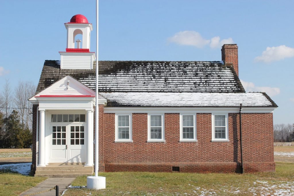 Photo of the Taylor's Bridge School