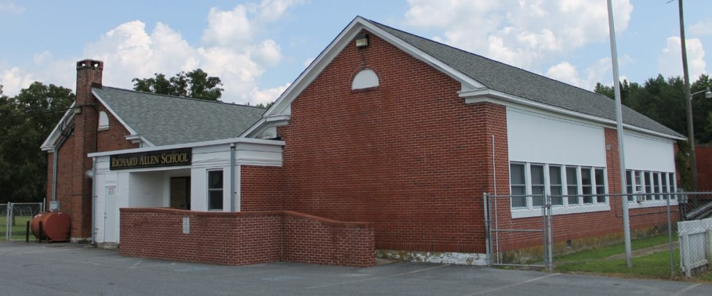 Photo of the Richard Allen School in Georgetown