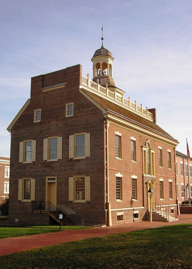 Photo of The Old State House