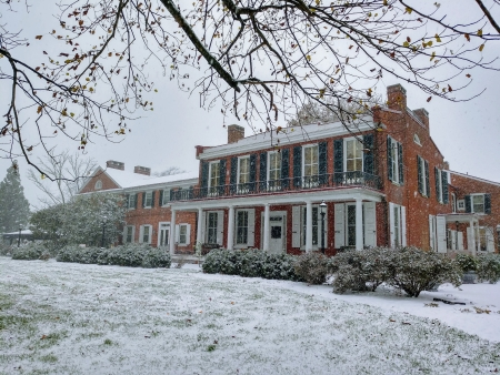 Photo of Buena Vista in snow
