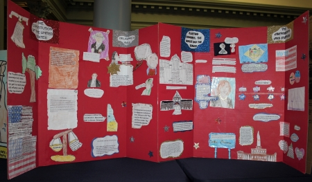 Photo of Immaculate Heart of Mary School display