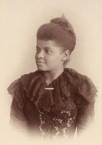Photo of Ida B. Wells