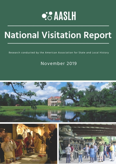 Photo of the cover of the National Visitation Report 2019
