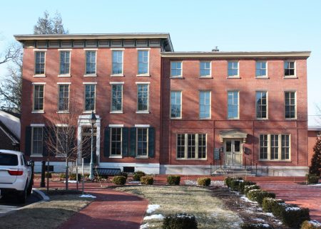 Photo of the Kirk/Short Building in Dover, main office of the Delaware Division of Historical and Cultural Affairs