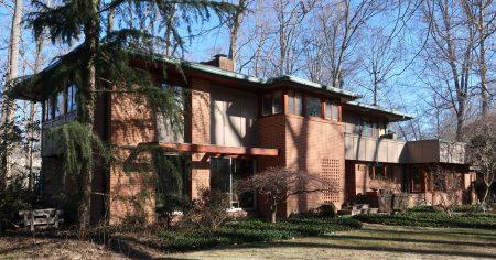 Photo of the Budovitch House