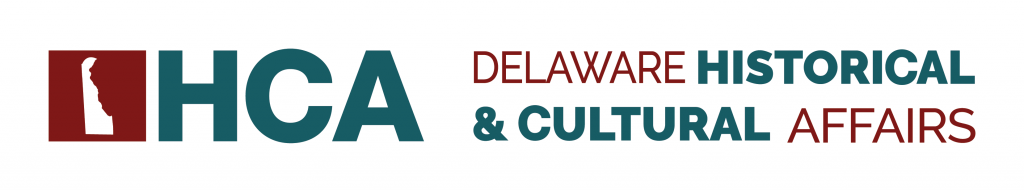 Image of the Delaware Division of Historical and Cultural Affairs logo