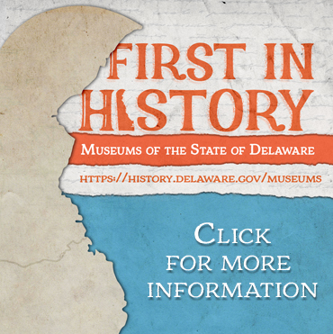 Museums of the State of Delaware banner