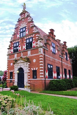 Photo of the Zwaanendael Museum