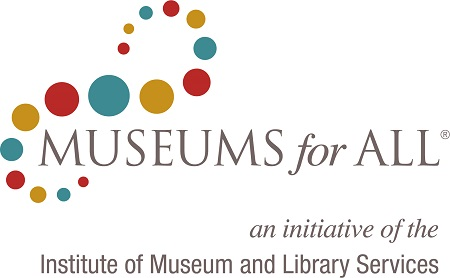 Photo of the Museums for All logo