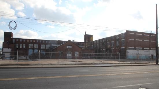 Photo of the American Vulcanized Fibre Company — Wilmington Plant
