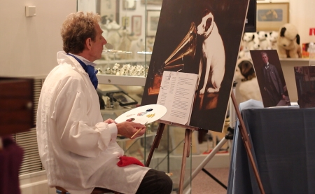 Photo of Steven Mumford as Francis Baurraud