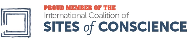 Photo of the International Coalition of Sites of Conscience logo
