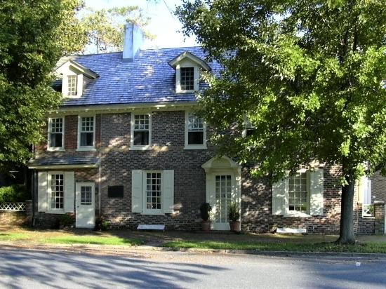 Photo of the Ridgely House