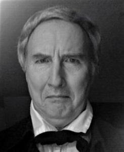 Photo of Bob Gleason as Thomas Edison